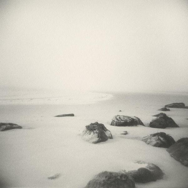 Dornoch Beach, Rocks, The Highlands