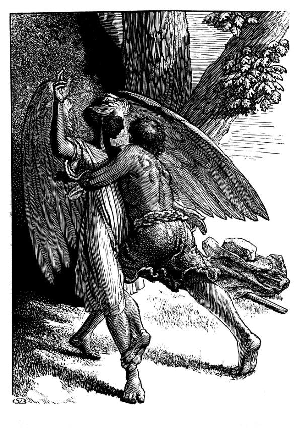 Jacob and the Angel SIMON BRETT