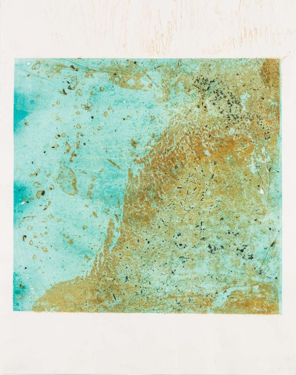 Rust Blue III