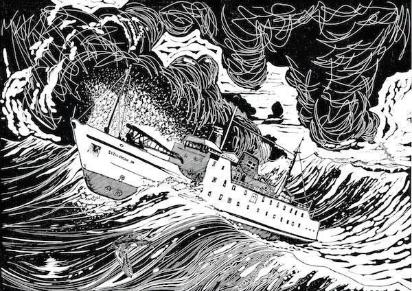 A Fair Wind And A Following Sea (Robin Wilson)