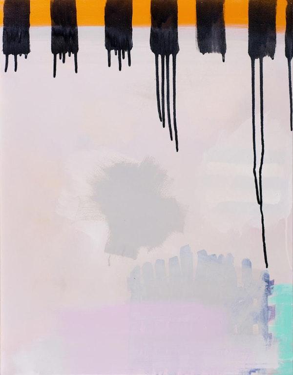 Untitled - Pink Grey