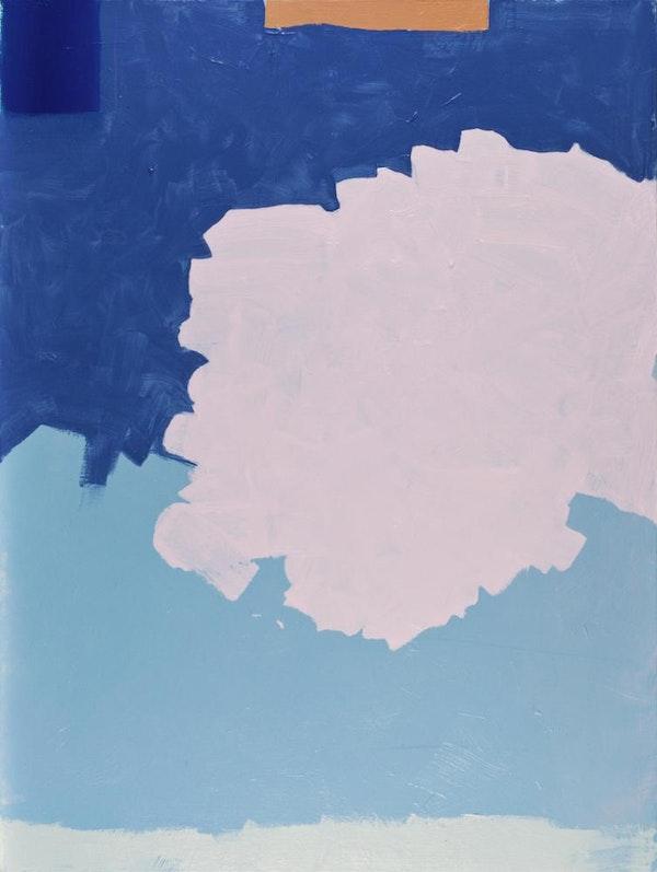 Untitled - 0range Blue Pink