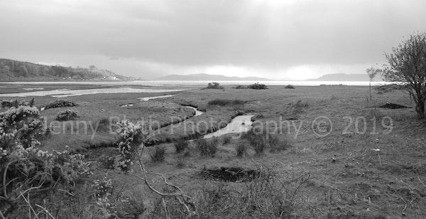 Raasay & Skye Across Applecross Bay 2018