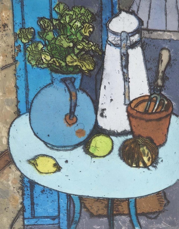 Jeff Clarke 'Greek Table'