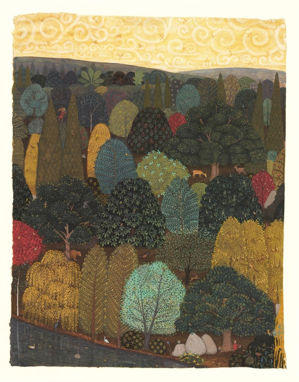 Jethro Buck 'The Forest'