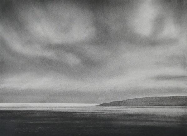 To Soay across Loch Seavaig, Skye
